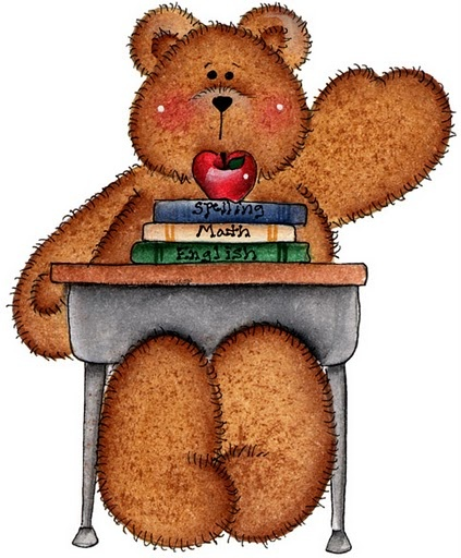 Bear clipart student And on on this Pin