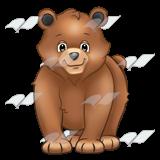 Bear Cub clipart #14