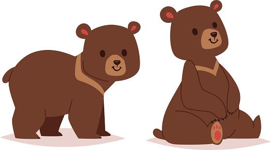 Bear Cub clipart #13