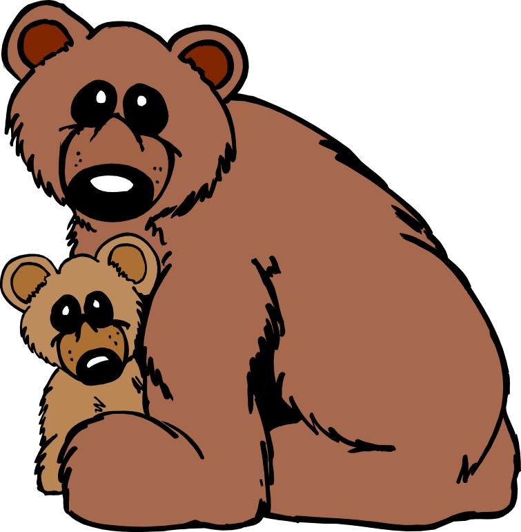 Bear Cub clipart #4