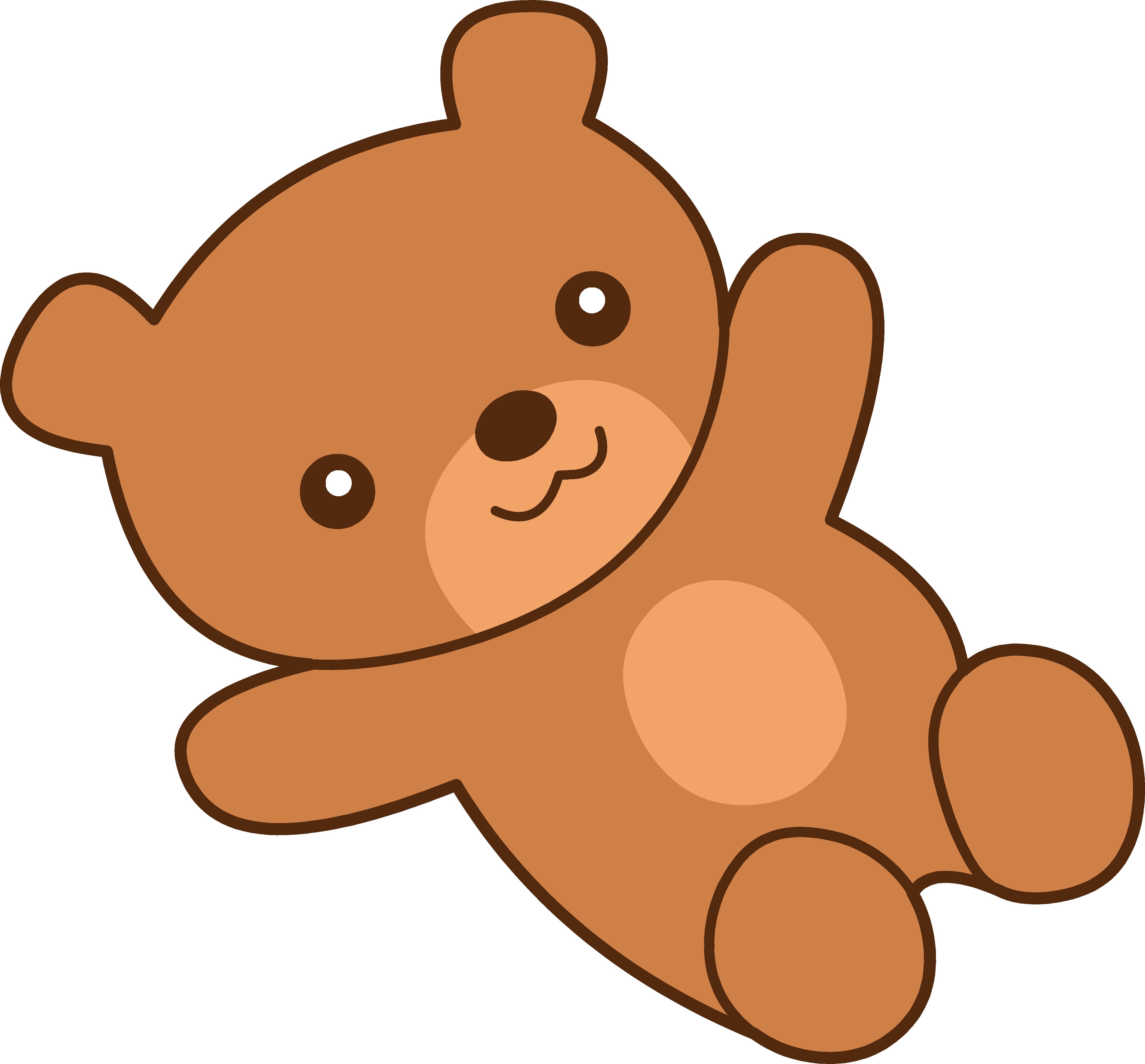 Teddy clipart cute Clipart Clip Free Bear Art