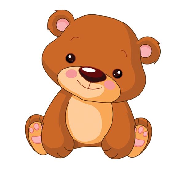 Bear Cub clipart #9