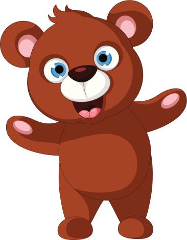 Bear Cub clipart #2