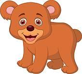 Bear Cub clipart #3