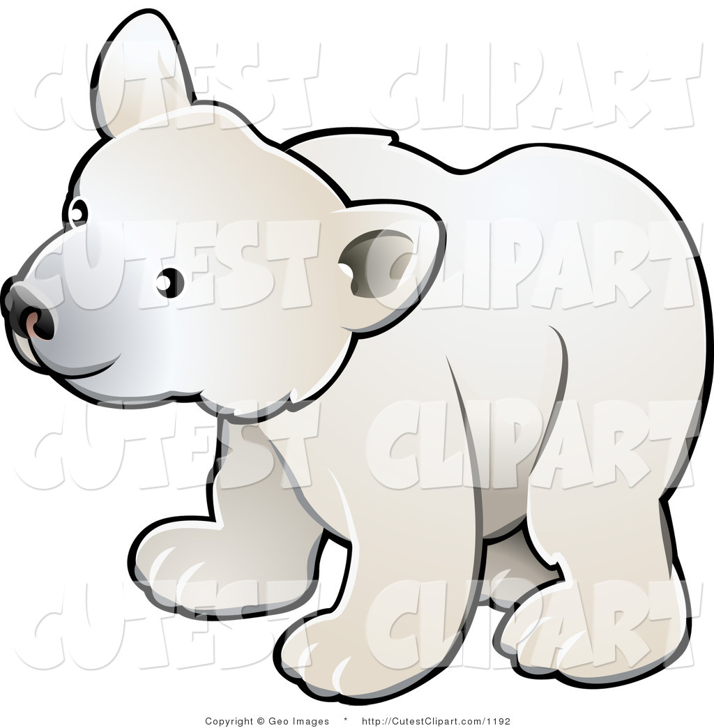 Drawn grizzly bear vector Bear polar Clipart clipart Clipart