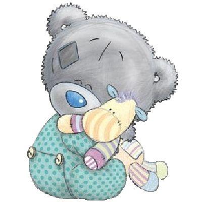 Teddy clipart baby boy Art: Teddy Images gif Tatty