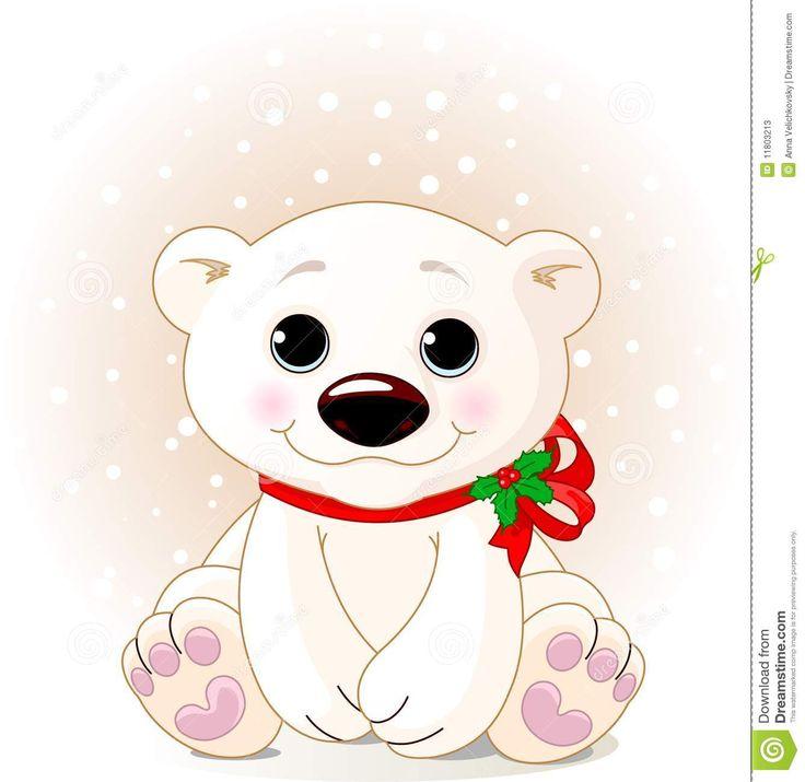 Drawn polar  bear cute cartoon 25+ ideas Cartoon Best bears