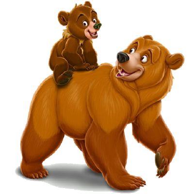 Larger clipart mother bear Bear Images clipart Pinterest animals
