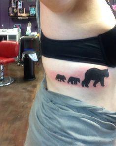 Bear Cub clipart momma Find Tattoo and Bear Pin