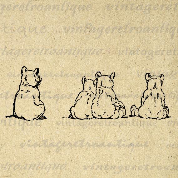 Bear Cub clipart momma Mama Bear Png Printable Graphic