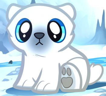 Bear Cub clipart polar animal Step to Draw on Polar