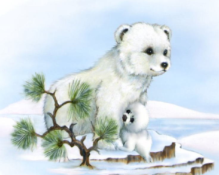 Bear Cub clipart polar animal Parker Bear Cub Pinterest Seal