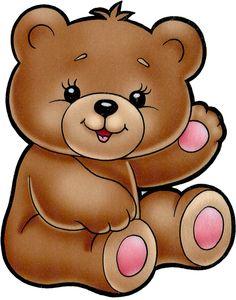 Teddy clipart little bear #4