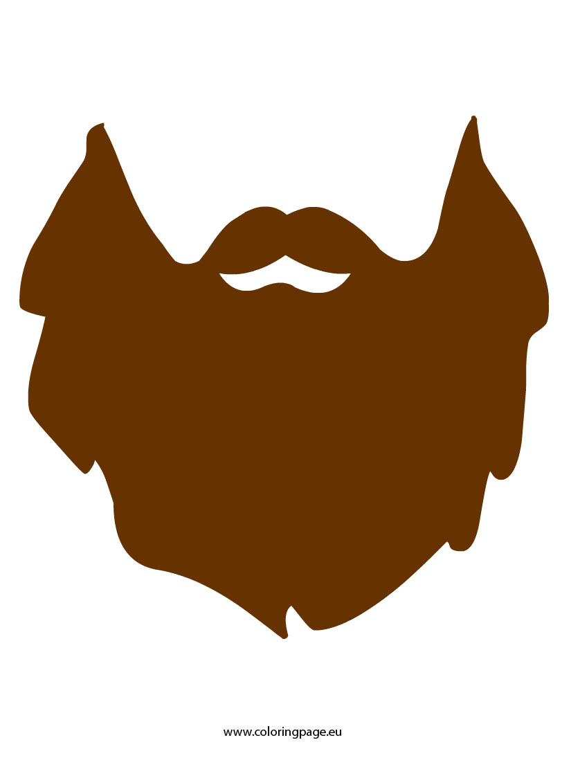 Beard clipart Beard Free clipartfest clip Pictures