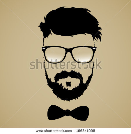 Beard clipart diy #9
