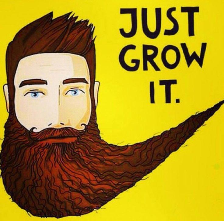 Beard clipart just hair Like a real  beard