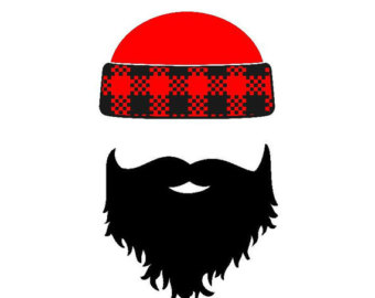 Beard clipart lumberjack beard #4