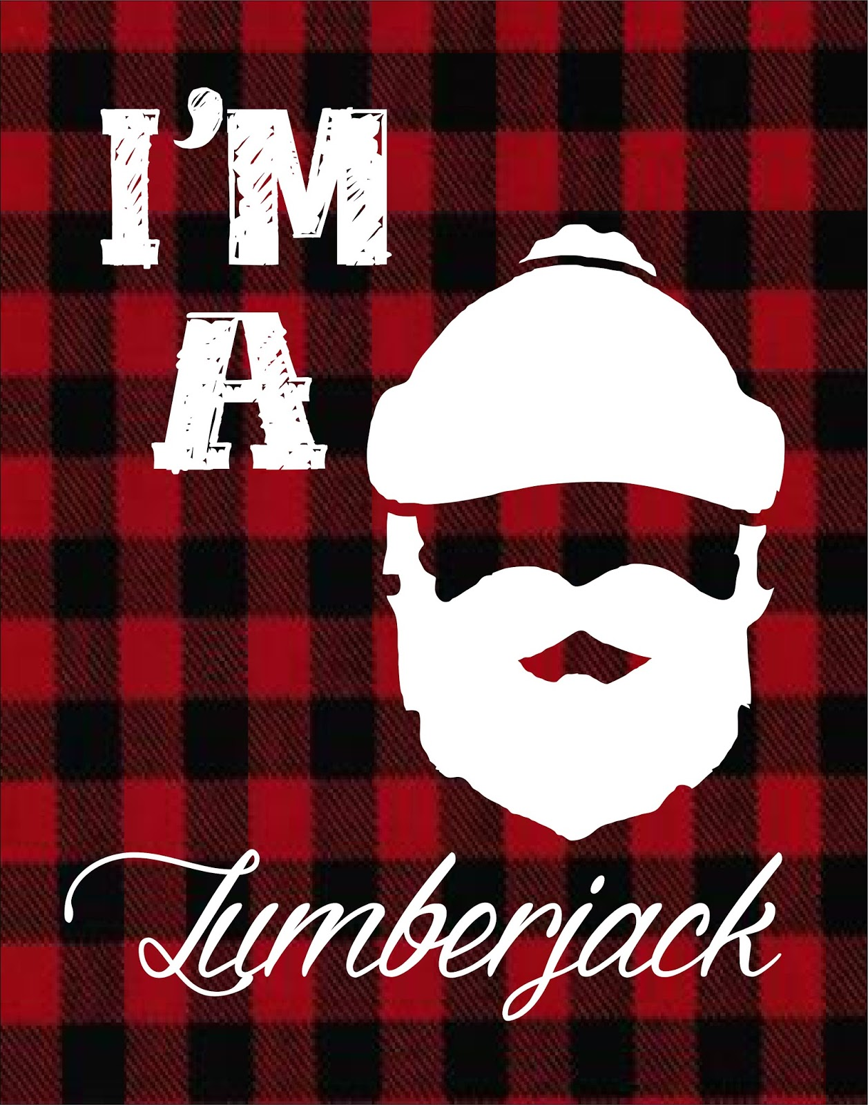 Beard clipart lumberjack beard #11