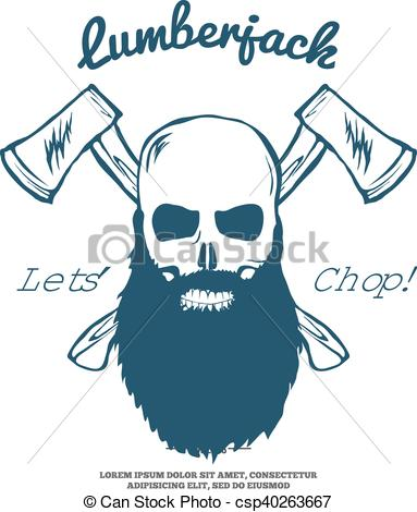 Beard clipart lumberjack beard #13