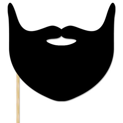 Beard clipart lumberjack beard #8