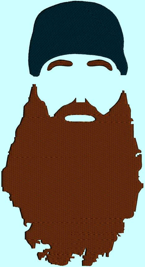 Beard clipart lumberjack beard #6