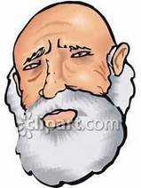 Beard clipart old man #13