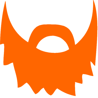 Beard clipart only Important I occasion tomorrow 7th