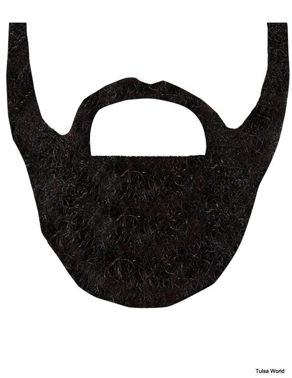 Beard clipart realistic #11