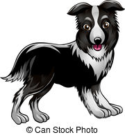 Bearded Collie clipart Collie #13 drawings Collie Download