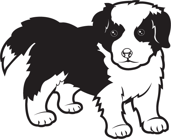 Bearded Collie clipart Collie #18 drawings Collie Download