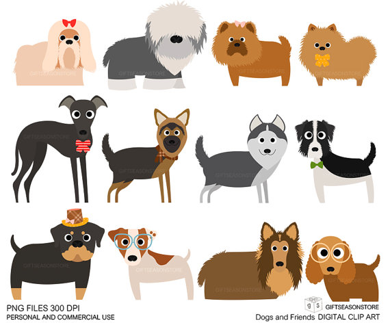 Bearded Collie clipart malinoi Dogs DOWNLOAD for and and