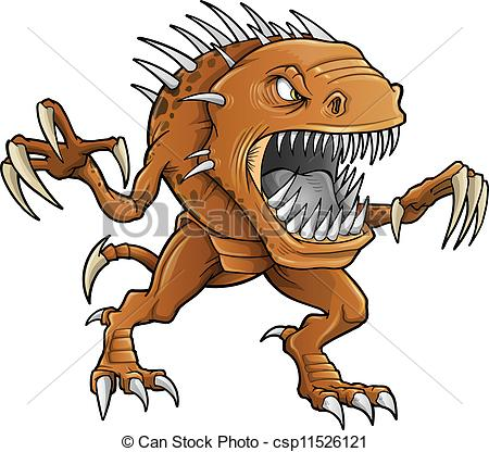 Beast clipart Beast Beast Illustrations 832 Beast