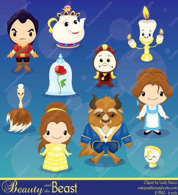 Beast clipart disney belle Princess the Beast clipart clipart