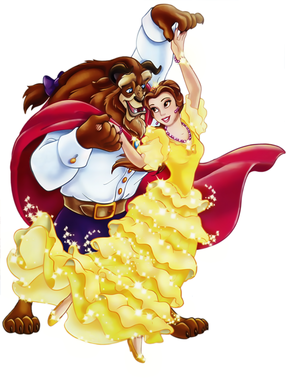 Beast clipart disney belle And the Beast PNG Clipart