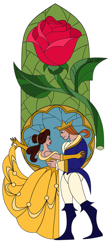Beast clipart green Belle Beast Together  Belle