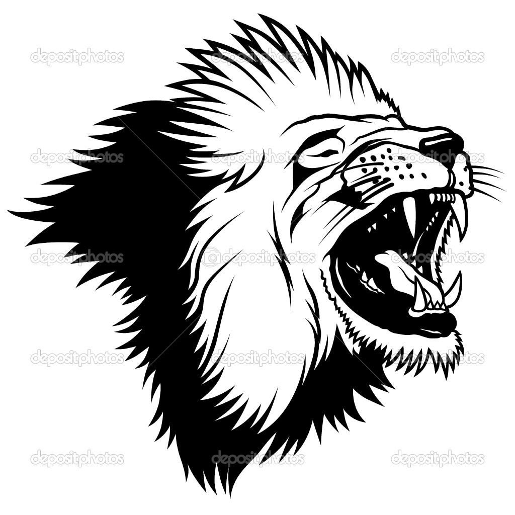 Beast clipart lion roar Images Clipart Roaring Clipart Drawing