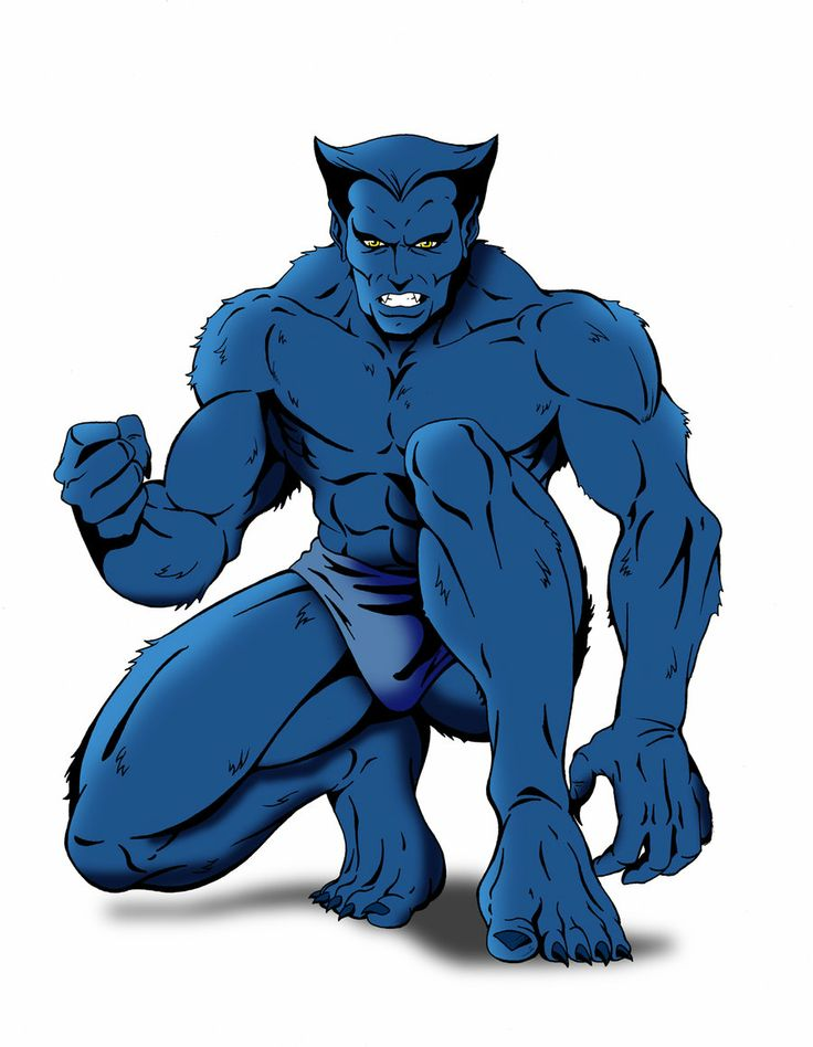 Beast clipart marvel 88 Marvel on and on