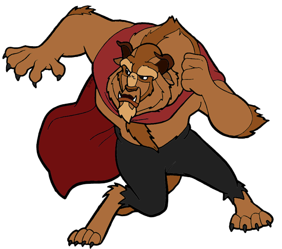 Beast clipart muscle #10