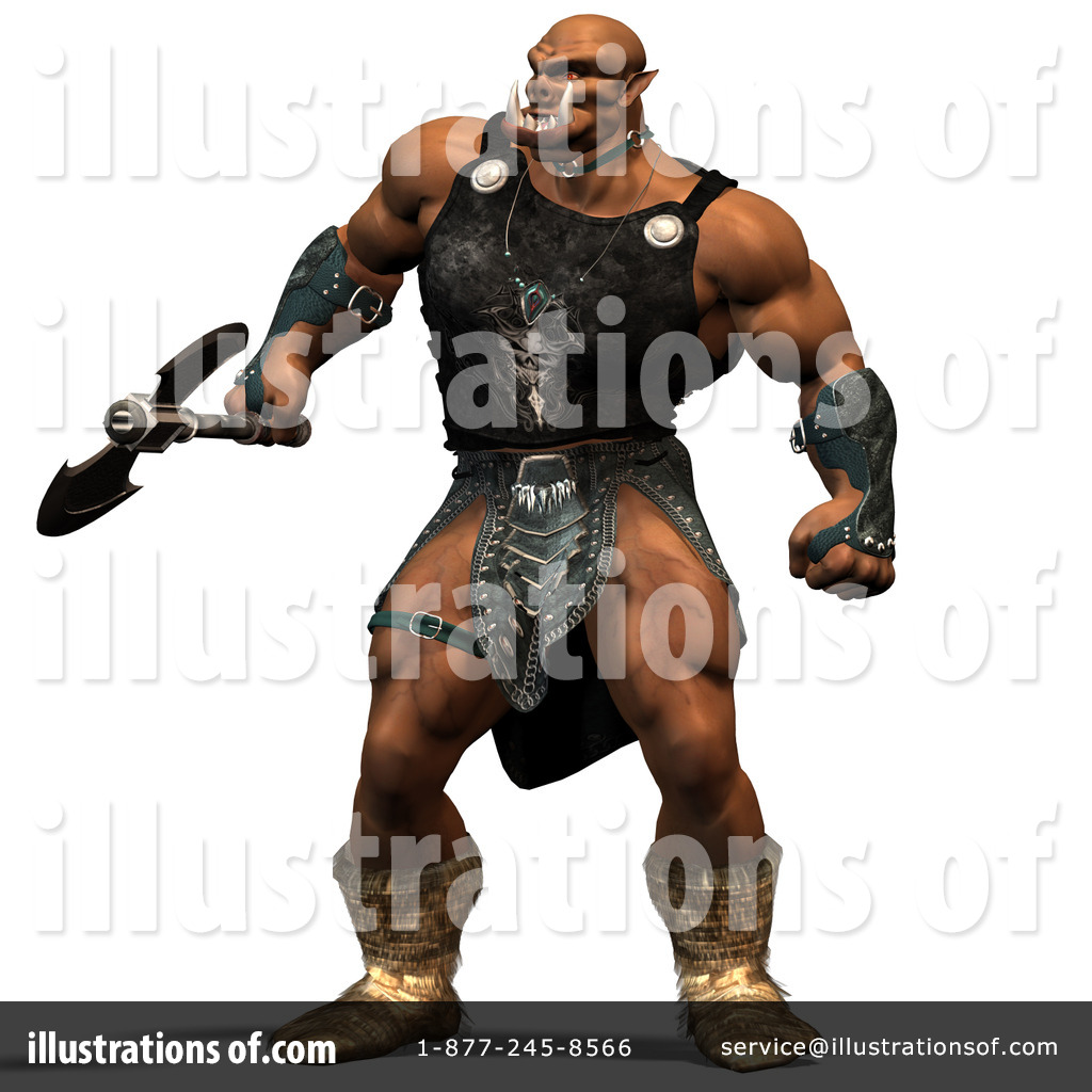 Beast clipart muscle #11