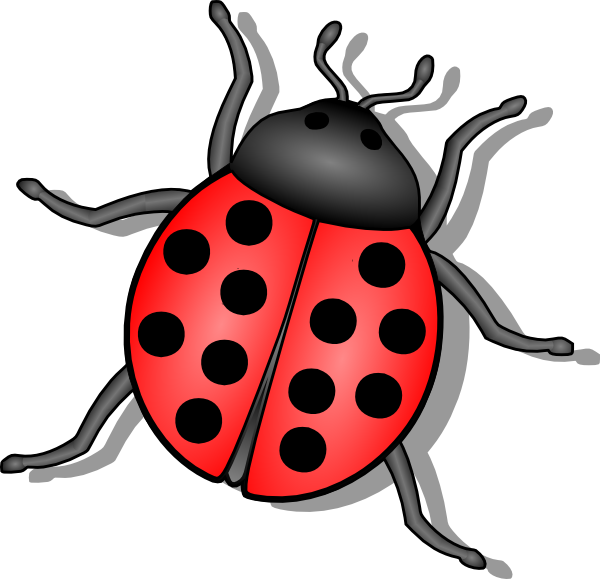 Insect clipart Online com as: Clker Art
