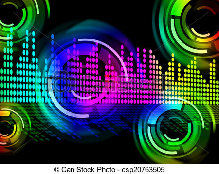 Beats clipart Of Or Beats Illustration Background