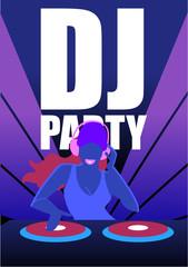 Beats clipart dj dance party Party