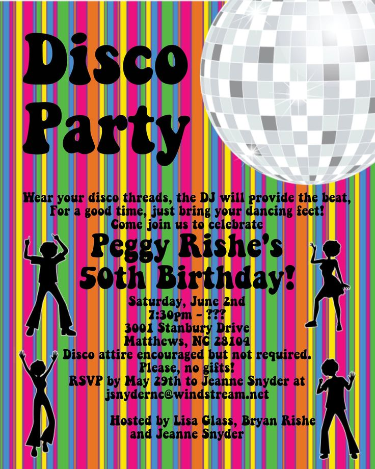Beats clipart dj dance party Images Disco Kids or Birthday