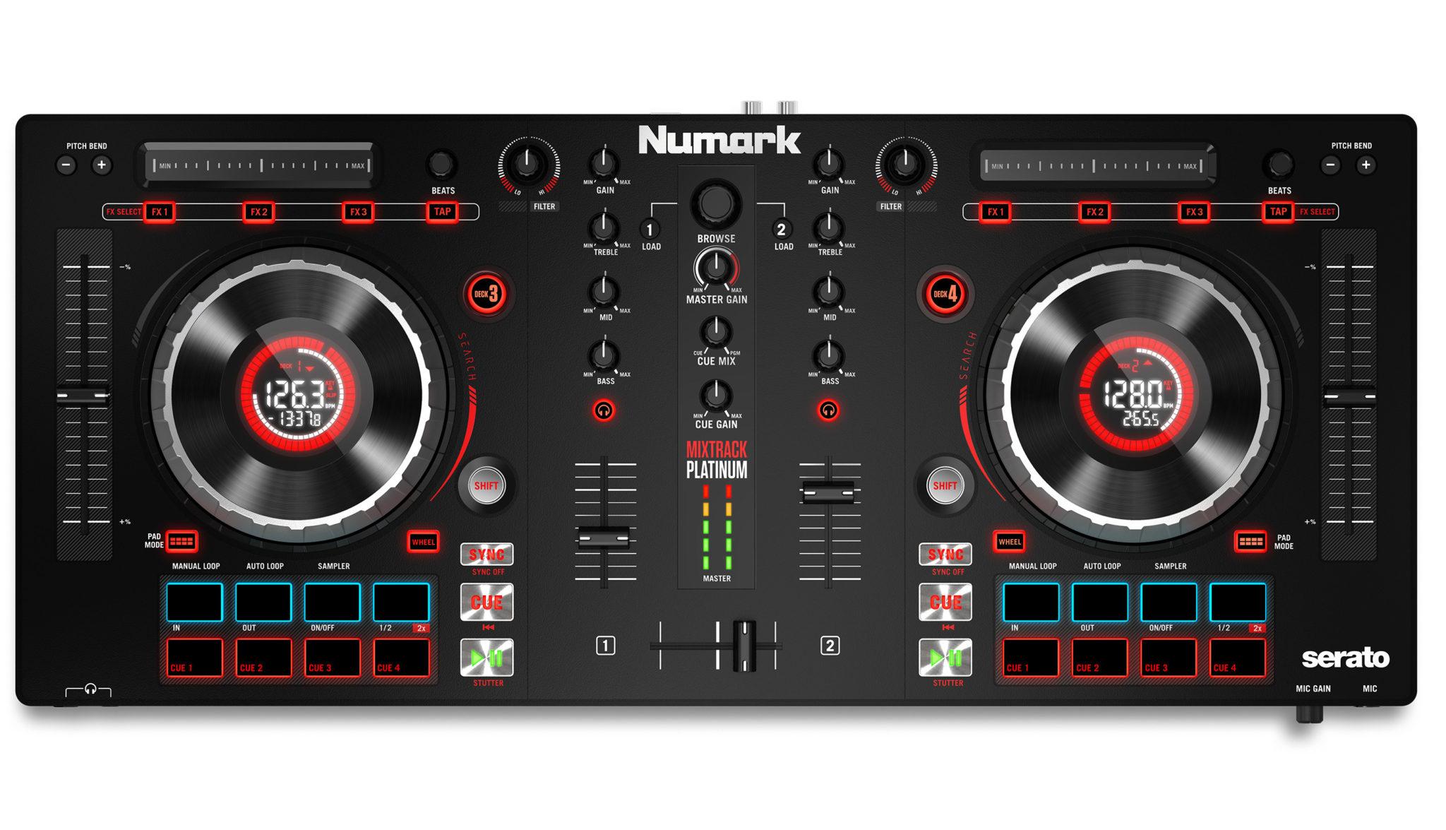 Beats clipart dj decks Five Now: Platinum Great Controllers
