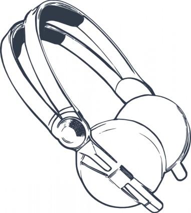 Beats clipart dj headphone Headphones on Free download Download