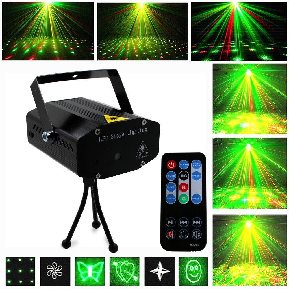 Beats clipart dj light Led Portable Lights Party Mini