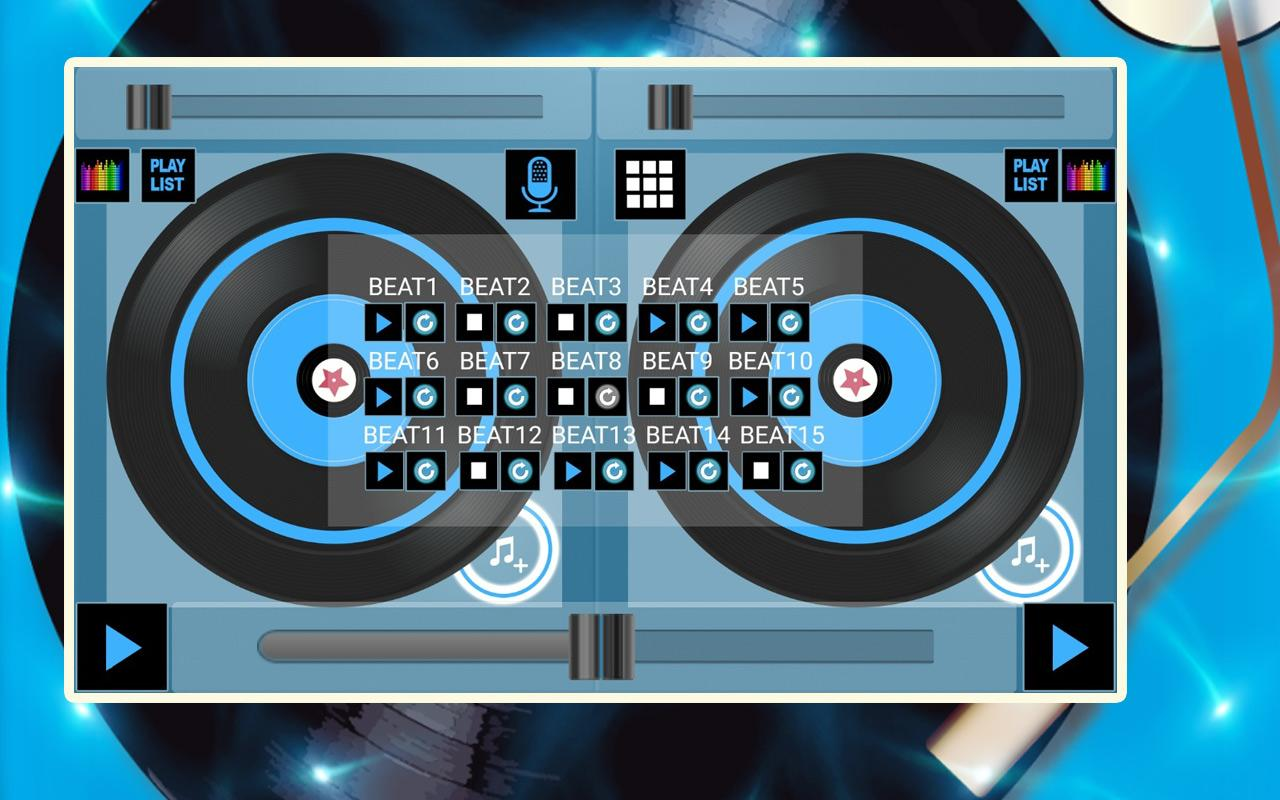 Beats clipart dj mixer Screenshot Apps Dj Play on