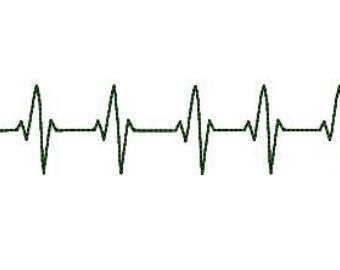 Beats clipart ekg rhythm Etsy EKG Medical Doctors Heart
