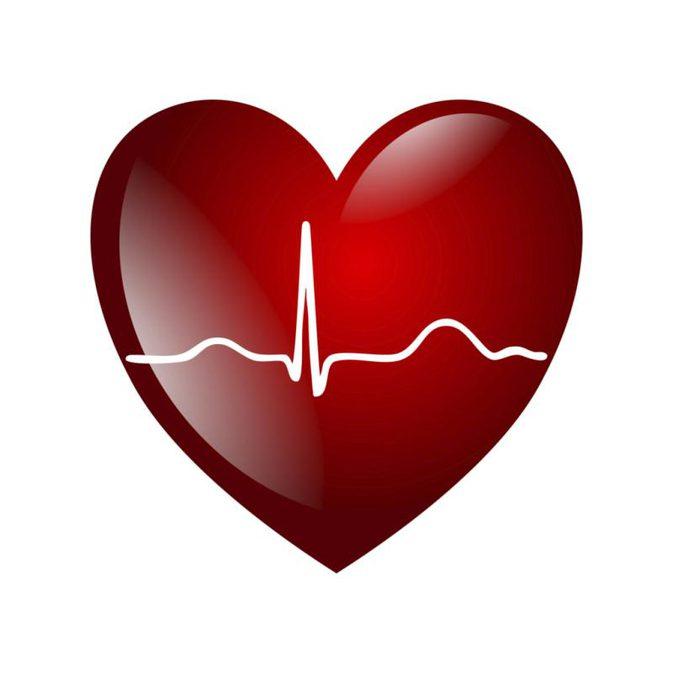 Beats clipart heart health For Female Female an Heartbeat