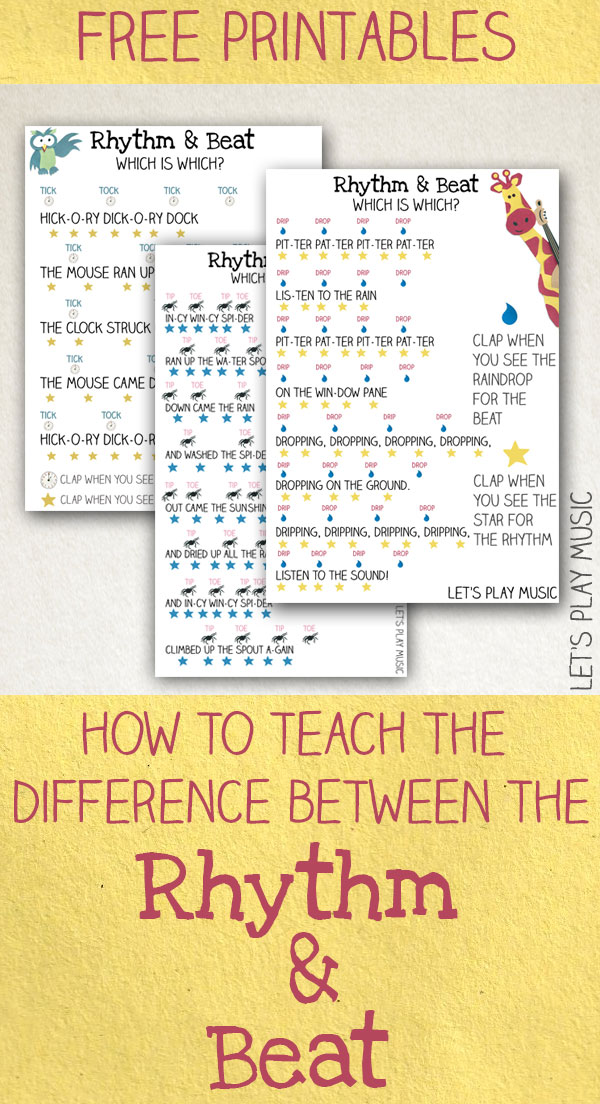 Beats clipart music program Difference Between How the the
